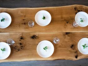 Dining Table Scandinavian Design