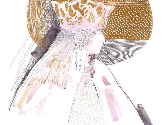 Ilustratie Regina Maria_Cerc