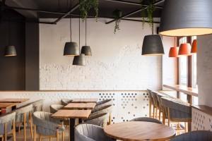 Mobilier HORECA – amenajare cafenea