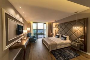 Mobilier HORECA – amenajare dormitoare în apartament hotel