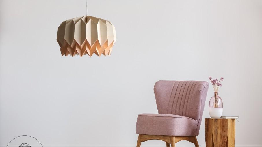 Lampa Origami Tulip