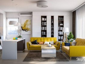 Apartament Brasov – YELLOW MOOD