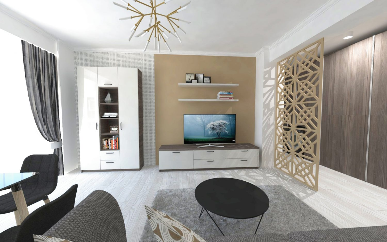 Design interior camera de zi