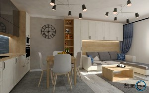 Design interior apartament Oradea
