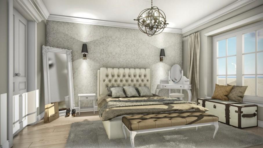 AMENAJARE - dormitor clasic