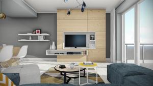 AMENAJARE – living modern