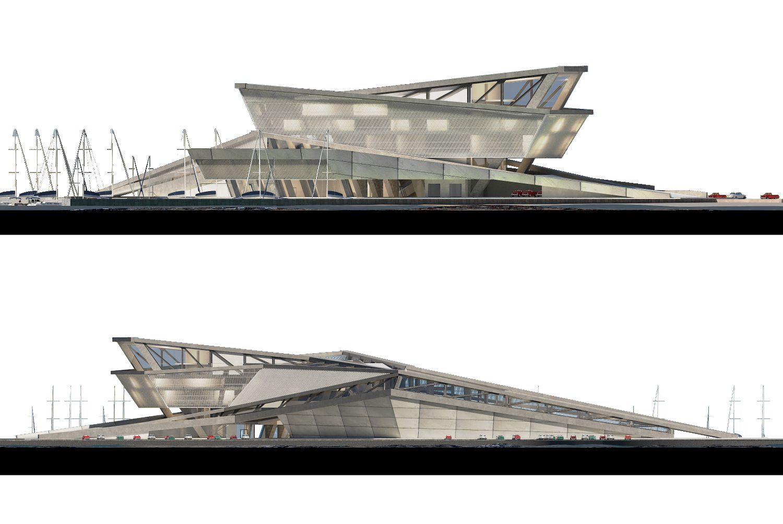 CONCEPT - nautical center