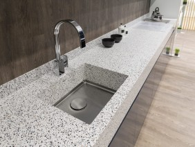 Krion Systempool Porcelanosa Grupo