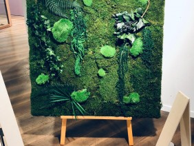 Expozitie arta verde