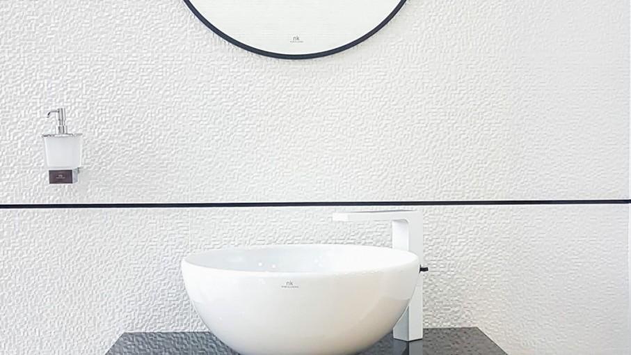 Mobilier baie Lounge by Simone Micheli- Noken Porcelanosa