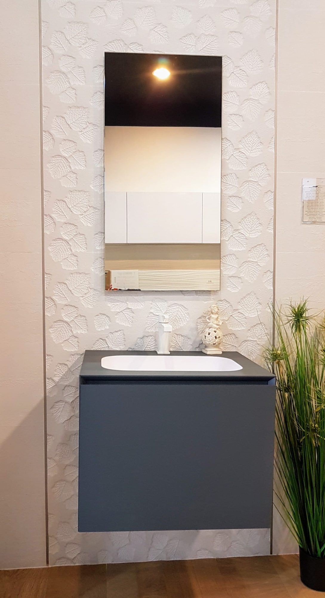 Mobilier baie-SOFT Noche Ghost -Gamadecor/Porcelanosa Grupo