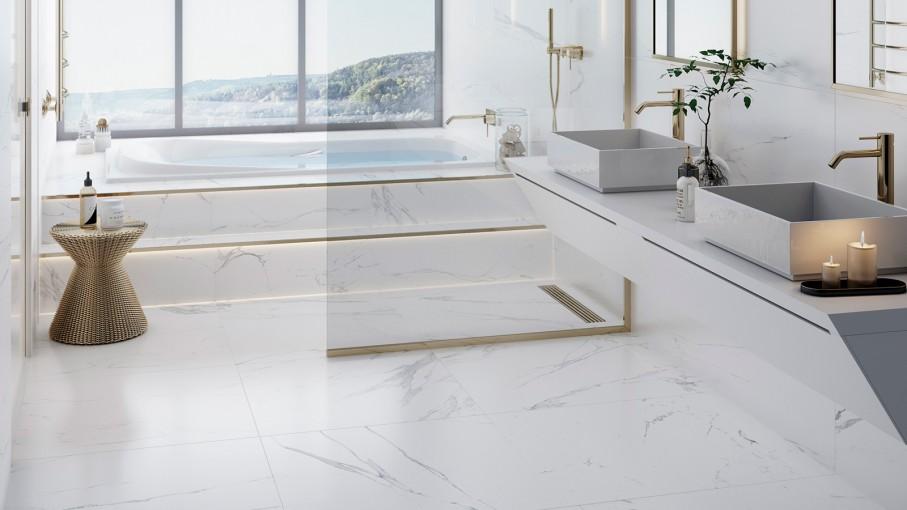 Cele mai recente tendințe în baie pentru anul 2019