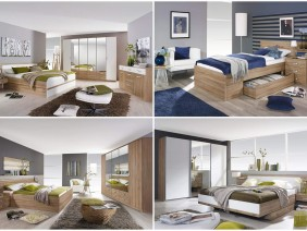 Dormitor Gandra made in Germany