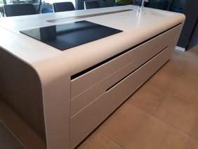 Mobilier material compozit Krion Solid Surface Porcelanosa
